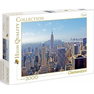 Clementoni High Quality Collection: New York 2000pcs (32544)