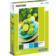 ΠΑΖΛ CLEMENTONI 1000 PANTONE LIME PUNCH (1260-39492)