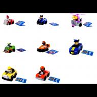 Paw Patrol Κουταβάκια Διασώστες Mission (8 Σχέδια) (PWP66000)