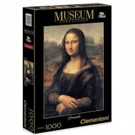 Παζλ Clementoni 1000 H.Q. Museum-Mona Lisa (1260-31413)