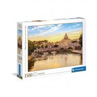 Clementoni Παζλ 1500 High Quality Ρώμη 1220-31819