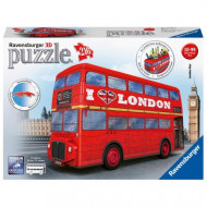 3D Puzzle 216 τεμ. London Bus (12534)