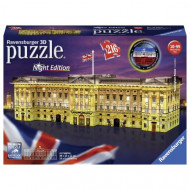 3D Puzzle Night Edition 216 τεμ. Παλάτι του Μπάκιγχαμ (12529)