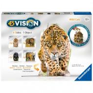 4S Vision Παζλ 37 τεμ. Wild Cats (18051)