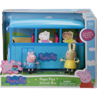 Peppa Pig Σχολικό Λεωφορείο (PPC25000)