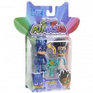 GIOCHI PREZIOSI PJ Masks - Πιτζαμοήρωες Light-Up Βασικές Φιγούρες Catboy Και Romeo PJM19500