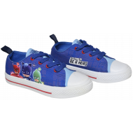 Παπούτσια καμβάς παιδικά PJMASKS Νο 24-29 (PJ08601C)