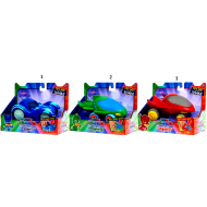 PJ Masks Όχημα Με Κίνηση (3 Σχέδια) (PJM30000)