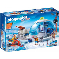 Playmobil Κέντρο Ερευνών Αρκτικής (9055)