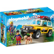 Playmobil Όχημα Διάσωσης Ορειβατών (9128)