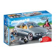 Playmobil Αυτοκίνητο Μονάδας Ειδικών Αποστολών (9361)