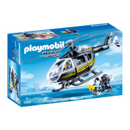Playmobil Ελικόπτερο Ομάδας Ειδικών Αποστολών (9363)