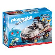 Playmobil Αμφίβιο όχημα Ομάδας Ειδικών Αποστολών (9364)