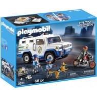 Playmobil Όχημα Χρηματαποστολής (9371)