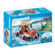 Playmobil Χόβερκραφτ με Εξερευνητές Δεινοσαύρων (9435)