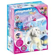 Playmobil Γέτι με Έλκηθρο (9473)