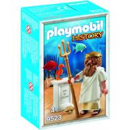 Playmobil Θεός Ποσειδώνας (9523)