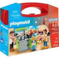 Playmobil Βαλιτσάκι Μοντέρνα Κουζίνα (9543)