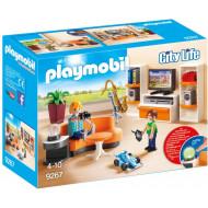 Playmobil CITY LIFE Mοντέρνο Καθιστικό (9267)