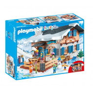 Playmobil FAMILY FUN Χιονισμένο Σαλέ (9280)