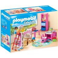 Playmobil CITY LIFE Mοντέρνο Παιδικό Δωμάτιο (9270)