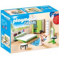 Playmobil CITY LIFE Mοντέρνο Υπνοδωμάτιο (9271)