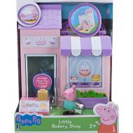 PEPPA PIG ΣΕΤ ΠΑΙΧΝΙΔΙΟΥ ΜΙΚΡΑ ΜΕΡΗ (Bakery)  (PPC55110)