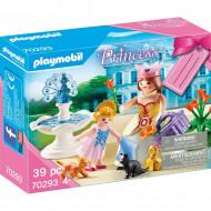 Playmobil Princess Gift Set Βόλτα Στον Πριγκιπικό Κήπο 70293