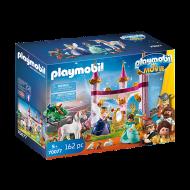 Playmobil PTM Η Μάρλα στο Παραμυθένιο Ανάκτορο (70077)