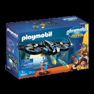 Playmobil PTM Ο Ρομπότιτρον με το Drone του (70071)
