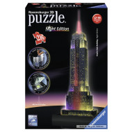PUZZLE RAVENSBURGER 3D NIGHT EDITION TOWER (194247)