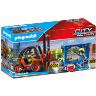Playmobil Κλαρκ Εμπορευμάτων (70772)