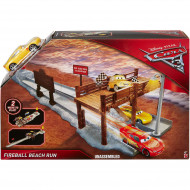 Cars 3 - Fireball Beach Run Playset (DVT47)