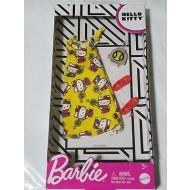 Mattel Barbie Πρωϊνά Σύνολα - Διάσημες Μόδες GHX92