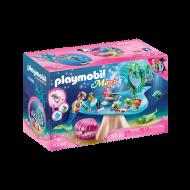Playmobil Magic Σαλόνι Ομορφιάς Με Θήκη Μαργαριταριών 70096