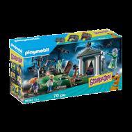 Playmobil SCOOBY-DOO! Περιπέτεια στο νεκροταφείο 70362