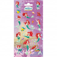 Αυτοκόλλητα Disney Little Mermaid (SD076593)