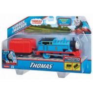 Fisher Price Thomas Μηχανοκίνητο Τρένο Με Βαγόνι-5 Σχέδια (BMK87)