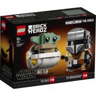 LEGO Star Wars The Mandalorian™ & the Child (75317)