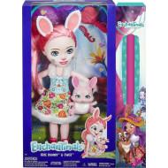 Λαμπάδα Enchantimals Μεγάλη Κούκλα-3 Σχέδια (FRH51)