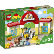 LEGO Duplo Horse Stable And Pony Care (10951)