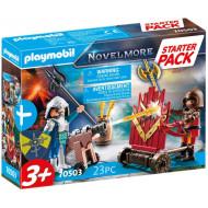 Playmobil Starter Pack Μονομαχία Του Novelmore (70503)