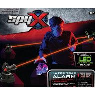 Spy X Lazer Trap Alarm - Laser παγίδα με συναγερμό (10278)