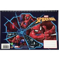 Spiderman Ultimate Μπλοκ Ζωγραφικής A4-30 Φύλλα (337-75413)