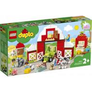 LEGO Duplo Barn,Tractor And Farm Animal Care (10952)