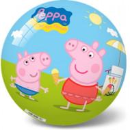 ΜΠΑΛΑ PEPPA PIG πΑΙΞΕ ΜΕ ΤΗΝ ΠΕΠΠΑ 14CM(2690)