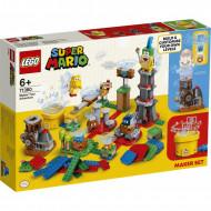 LEGO Super Mario Κατάκτησε Την Περιπέτειά Σου Σετ Δημιουργίας 71380