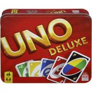 Mattel Uno Deluxe Παιχνίδι Καρτών K0888