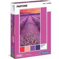 ΠΑΖΛ CLEMENTONI 1000 PANTONE VIVID VIOLA (1260-39493)