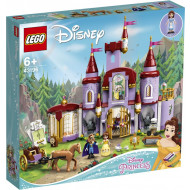 LEGO Disney Princess Belle And The Beast's Castle (43196)